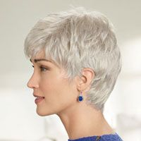 Cancer Patients Wigs, Chemo Wigs, Short Wigs, Black Wigs, Wigs For Women - TLC