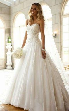 blanco perfecto para tu Vestido de Novia