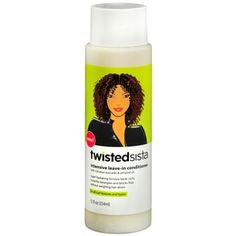 Buy Twisted Sista Intensive Leave In Conditioner with free shipping on orders over $35, low prices & product reviews   drugstore.com
