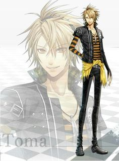 Amnesia Toma! (Though he was a bit psycho)