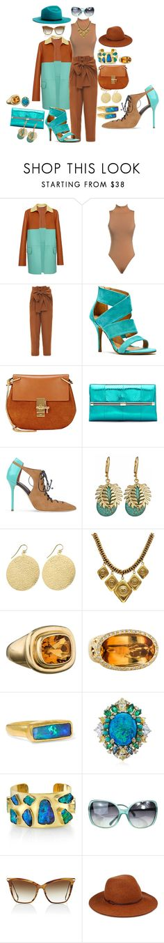 """Who knows what can happen ?"" by blujay1126 ❤ liked on Polyvore featuring Marni, Jonathan Saunders, Sergio Bari, Chloé, Diane Von Furstenberg, Malone Souliers, K. Amato, Jennifer Meyer Jewelry, Chanel and Tiffany & Co."