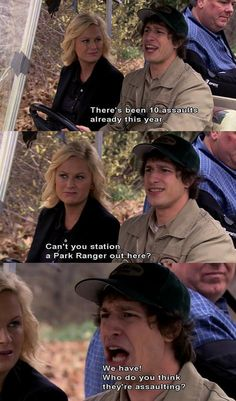 parks and rec.. this show is beyond funny :)