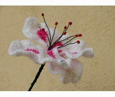 Free Crochet Lily Pattern
