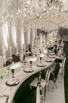 Luxury Wedding Tablescape - Photography: Katie Beverly Photography