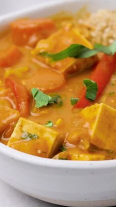 Vegan Panang Curry Recipe, Curry Recipes, Coconut Vegetable Curry, Easy Vegan Curry, Vegan Dinner Recipes, Cooking Recipes, Healthy Recipes, Vegan Recipes Vegetables, Vegan Recipes