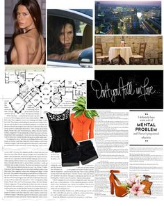 """On the Run"" by myra-bexx-draven on Polyvore"