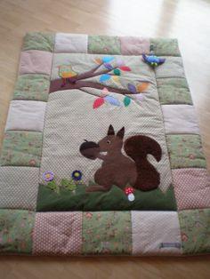 Amazing baby quilt