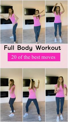 Tone Arms Workout, Full Body Hiit Workout, Lower Belly Workout, Gym Workout Videos, Fitness Workout For Women, Pilates Workout, Fitness Tips, At Home Workouts, Fun Workouts
