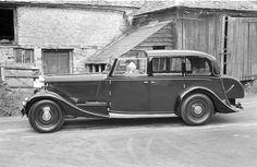 Van den Plas Rolls-Royce Phantom III Imperial Limousine 1936