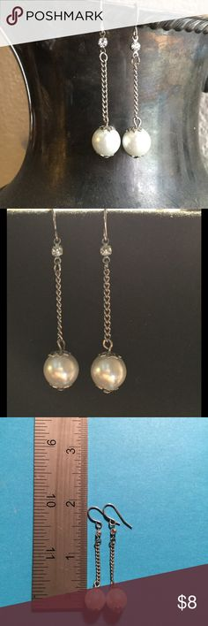 Pearl Drop Earrings ✨ Jewelry Earrings