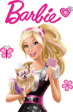 print free barbie doll printables from invitations, to party hats, and favor boxes.