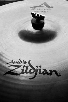 "for my friend Jackie:  miss you. ""Zildjan A Custom"""
