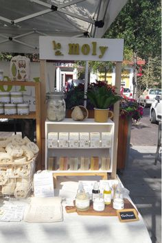 déodorant zéro déchet made in france : le moly Zero Waste, Artisan, Bar, Life, France, Nature, Organic Soap, Balcony, Naturaleza