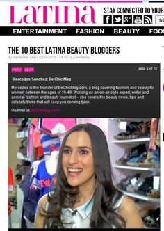 best latina beauty bloggers