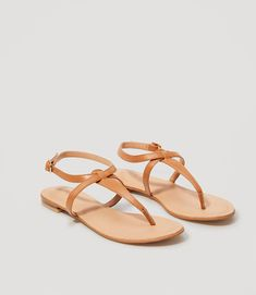Primary Image of Thong Gladiator Sandals