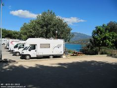 narrow places - stunning lake view Lac de Ste Croix - stream 3 € for 2 hours - please note: amenities are closed in winter season - free from 15 October to 1 April - center Aire Camping Car, Where To Go, Recreational Vehicles, Camper, Places To Visit, 1 April, 200m, Provence, Holy Cross