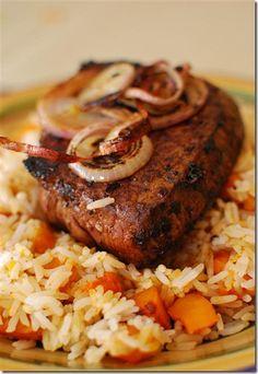 Mouth-Watering Steak- Syn free