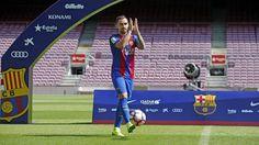 Alcácer #FCBarcelona #Alcácer #FansFCB #Football #FCB #17 #AlcácerFCB