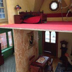 New Brinca Dada Dylan House Furniture Dollhouse Living Room Foam Core F-1001