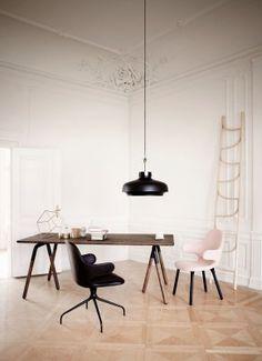 Copenhagen SC8 Matt Black Taklampa | &Tradition | Länna Möbler | Handla online
