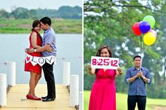 Pre-nuptial Photo by Nice Print Photography