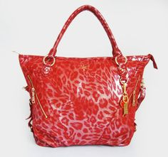 Red Leopard Prada.