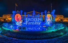 2016Anna and Elsa's Frozen Fantasy