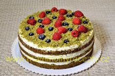 Mechový dort Tiramisu, Cookies, Cake, Ethnic Recipes, Crack Crackers, Pie Cake, Biscuits, Pastel, Cookie Recipes