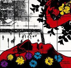 bigandstrong: Gilbert and George - Winter Flowers, 1982 Contemporary Art Daily, Contemporary Artists, Plymouth, Gilbert & George, Winter Flowers, Damien Hirst, Collaborative Art, Sculpture, Art Plastique