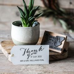 Our new Calligraphy Thank You stamp, team it with the rest of the collection, available now. Calligraphy Thank You, Wedding Calligraphy, Wedding Stationery, Wedding Stamps, Create Your Own, Our Wedding, Pots, Place Card Holders, Homemade