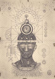 Hierarchy of consciousness, Daniel Martin Diaz Más