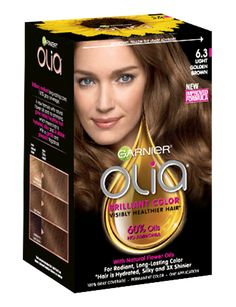 Garnier Olia Permanent Hair Colour 7 40 Intense Copper