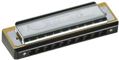 Hohner XB-40 Extreme Bending Harmonica, Key of F by Hohner. $133.99. Key Option:Key of Low F, Color Option:Chrome Easily bend every single note! The revolutionary design of the XB-40 allows for the bending of every note, whether blown or drawn. This capability not only offers incomparable expression alternatives, but it also enables the use of all notes of the chromatic scale just by using the standard bending technique. In addition, the design and shape of the XB-40 ...