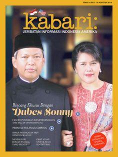 Kabari Digital Magazine Juli - Agustus 2014