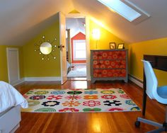 Attic Bedrooms Ideas Design, Pictures, Remodel, Decor and Ideas - page 5