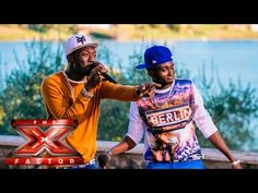 Reggie 'N' Bollie have the fun factor  | Judges Houses | The X Factor 2015