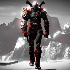 Kratos God Of War, Anubis, Character Design, Superhero, Car Ford, Saga, Playstation, Jr, Naruto