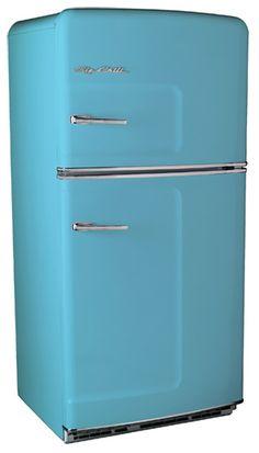 Big Chill Refrigerator: Retro Style for the Kitchen