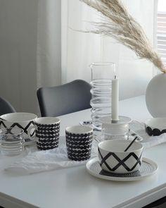 Marimekko, Vase, Table Decorations, Furniture, Instagram, Design, Home Decor, Decoration Home, Room Decor