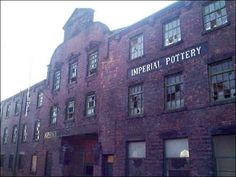 Johnson Brothers (Hanley) Limited, Imperial Pottery,  One of three Johnson Brothers works built alongside the Caldon Canal - fully operational by 1900, closed c.2004, demolished in 2005