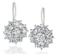 My dream wedding earrings from the Ivanka Trump collection