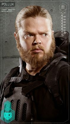 Character Portraits found in District 13 schematic: Pollux