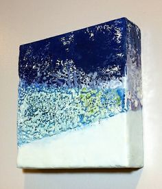 "Untitled, 8"" x 8"" x 2"" (c) James Green 2014"