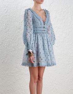 Winsome Tea Dress