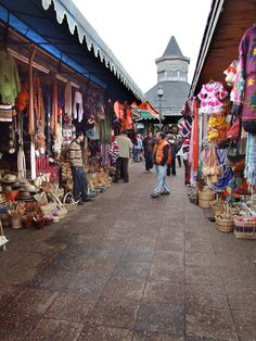 Mercado de Chillán World Market, Pacific Ocean, South America, Peru, Brazil, Street View, Travelling, City, November