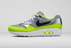 """The Air Max 1 Goes Soccer Style With The Air Max 1 FB """"Mercurial Pack"""" 