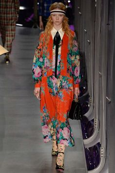 Gucci Fall 2017 Fashion Show & More Luxury Details