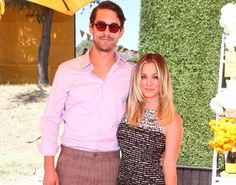 Kaley Cuoco Gets a Wedding Date Tattoo - Photo: Juan Rico/FAMEFLYNET PICTURES.