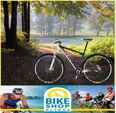 Tudo para sua BIKE você encontra na BIKE SHOP OLINDA Venha conferir nossos preços e facilidades de pagamento... BIKE SHOP OLINDA Av. Carlos de Lima Cavalcante, 1499 - Casa Caiada, Olinda (Próximo ao Hiper) (81) 3431.4929 / 9549.0200 (whatsapp) Página: BikeShop #gubdigital *imagem ilustrativa