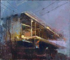 William Wray     Overreach 8x9